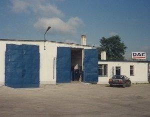 Pierwsza autoryzowana stacja serwisowa DBK w Olsztynie - rok 1997